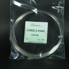 CORDE A PIANO INOX ROULEAU