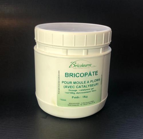 BRICOPATE 1 kg sans catalyseur