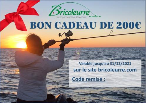 CHEQUE CADEAU BRICOLEURRE