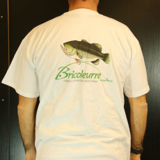 T-SHIRT BLACK BASS